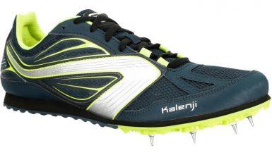Guide d'achat de chaussures d'athlétisme visuel 3