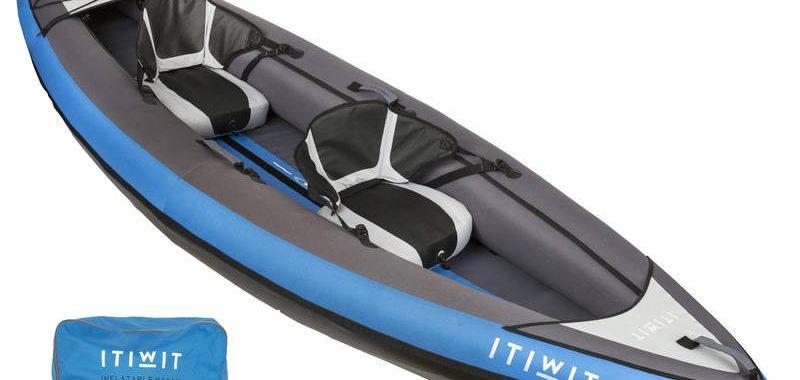 quel est le meilleur kayak gonflable visuel 3