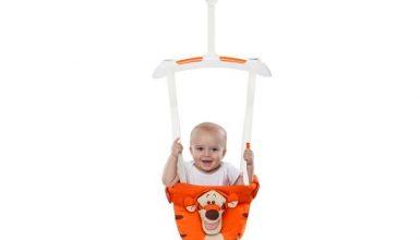Quel est le meilleur sauteur pour bébé visuel 3