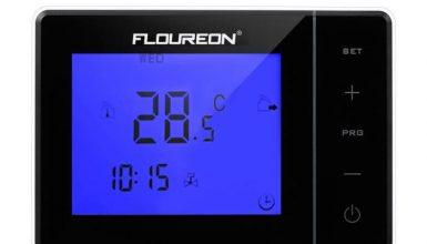Quel est le meilleur thermostat digital visuel 3