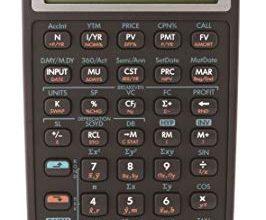Quelle est la meilleure calculatrice financière visuel 3