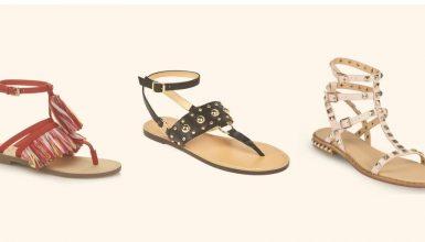 Quelle est la meilleure sandales plates visuel 3
