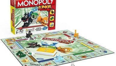Quel est le meilleur Monopoly Junior visuel 3