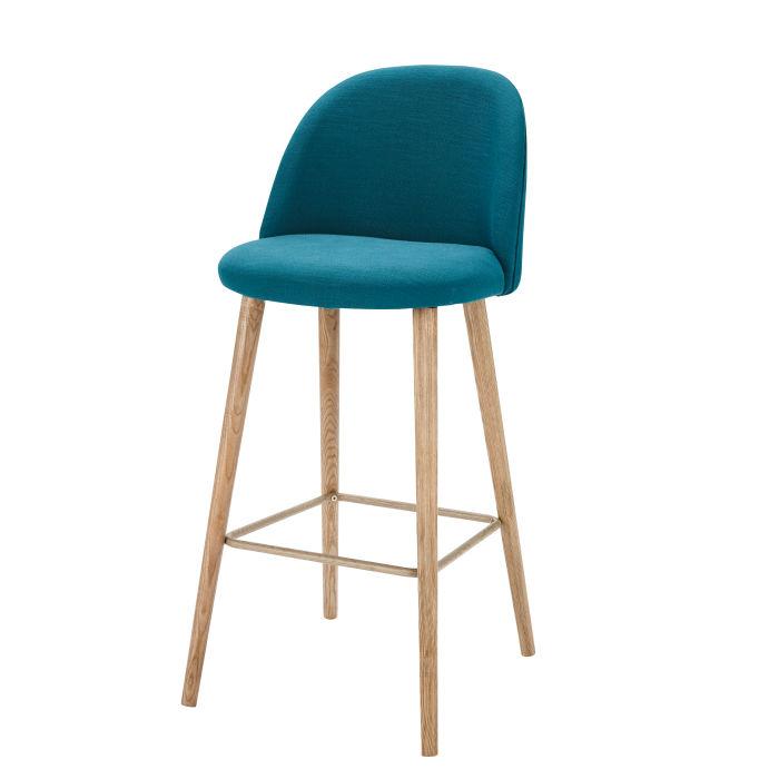 chaise de bar mixer les couleur