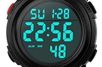 Quelle est la meilleure montre de sport visuel 3